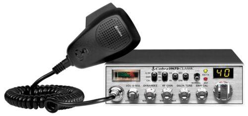 COBRA 29 LTD Professional CB Radio 4 Watt  40-CB Channels   **NEW**