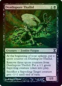 1x Sporesower Thallid Time Spiral MtG Magic Green Uncommon 1 x1 Card Cards