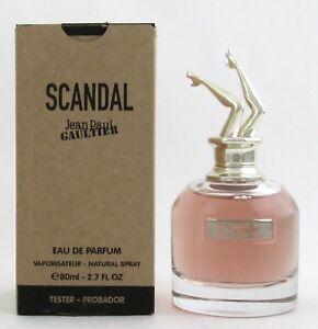 Jean-Paul-Gaultier-Scandal-Perfume-2-7-oz-EDP-Spray-for-Women-New-Tester
