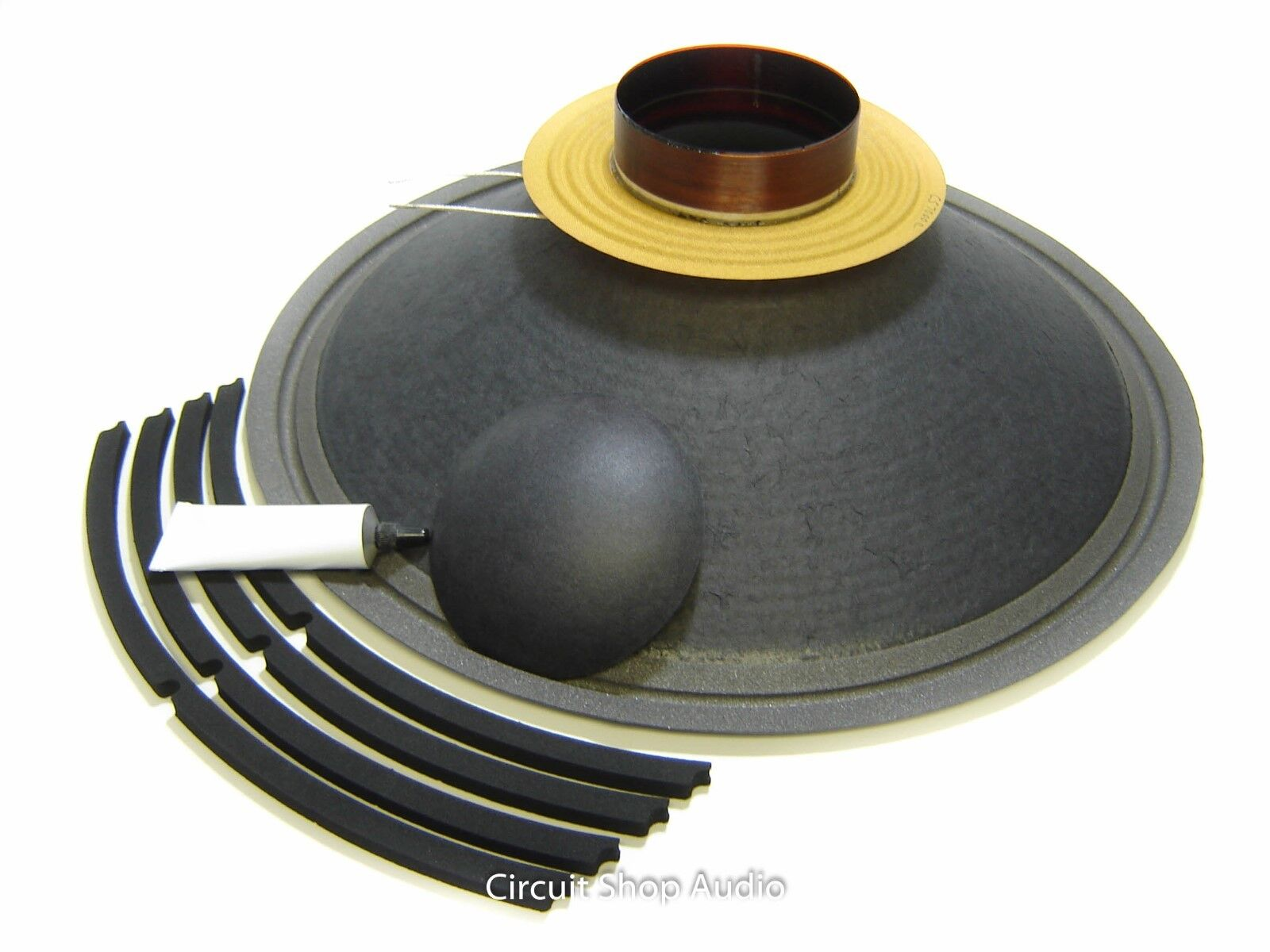 One Piece Recone kit for JBL 2245H - 18  Speaker Repair kit