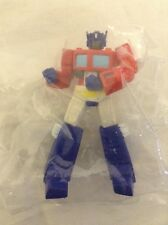 Optimus Prime Transformers SCF PVC figure heroes of cybertron Act 4
