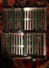 Hu Friedy Signature Series 10 Instrument Cassette Hygiene Dental Holder