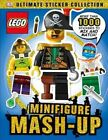 Ultimate Sticker Collection: Lego Minifigure: MASH-Up! by DK (Paperback / softback, 2016)
