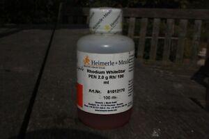 Heimerle-Millstone-Rhodium-2-G-Pen-plating-solution-WHITESTAR-100-ml-Un3264