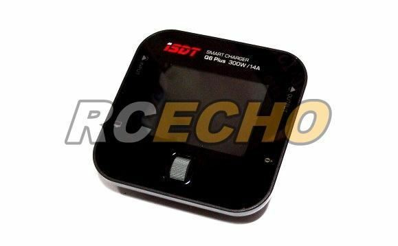 ISDT RC MODEL q6 PLUS 300w/14a R/C SMART CHARGER bc648