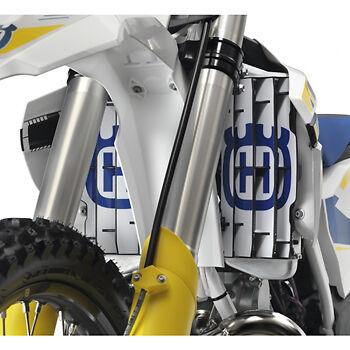 Husqvarna Sticker radiator protection FE 350 2014 PN:81308999000 HTM Offroad