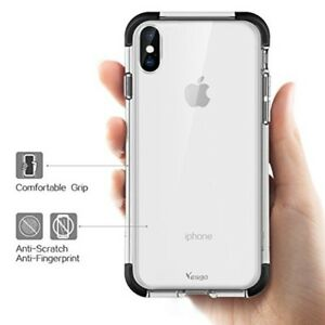 iPhone-Case-Cover-Xs-X-Model-Clear-Anti-Scratch-Protection-Mobile-TPU-Modern-New