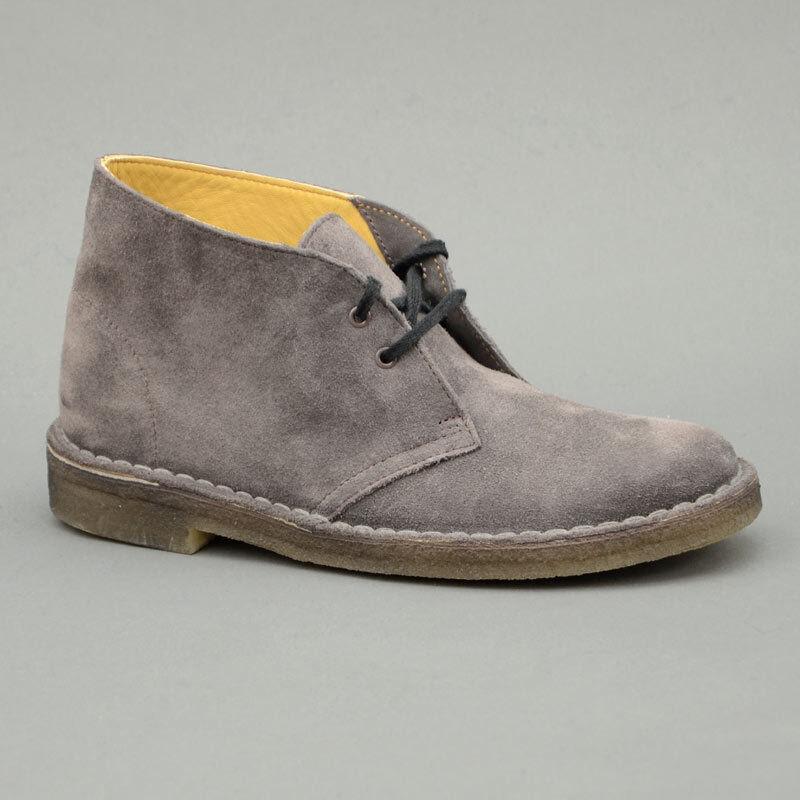 Clarks Desert Boot W 1176-grey Grey Mod. 1176-grey