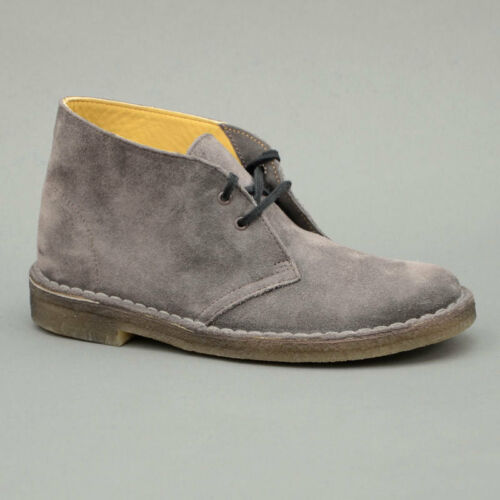 Grigio grigio Clarks W Desert Boot 1176 Mod OxWnpFqHw