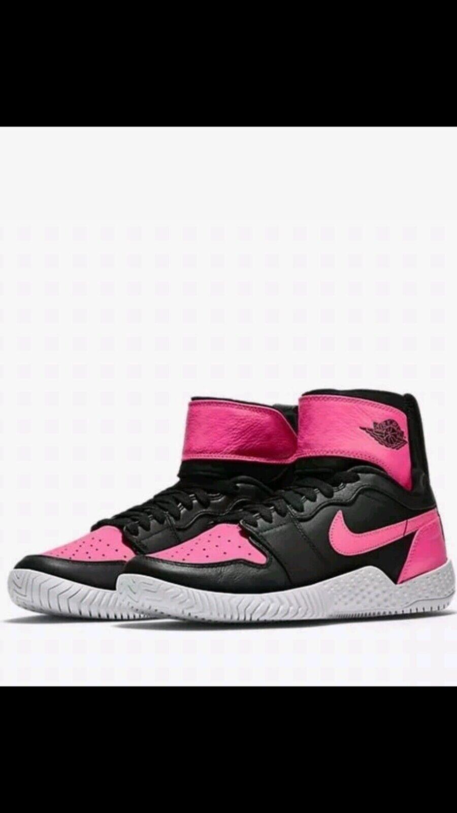 Wmns Nike FLARE LG Qs AJ 1 Jordan Serena Williams tenis Reino Unido 6.5
