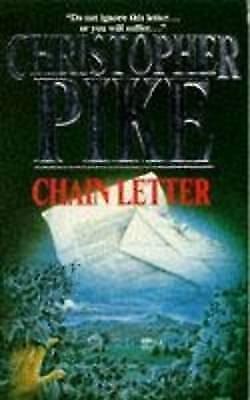 Very Good, Chain Letter: Chain Letter 1 & Chain Letter 2: Ancient Evil: Bk. 1 (L