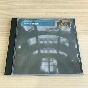 Franco-Battiato-Shadow-Light-CD-Album-1995-Emi-Hemisphere-RARO