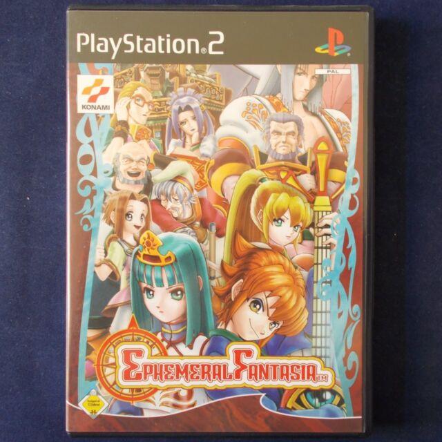 PS2 - Playstation ► Ephemeral Fantasia ◄ RAR   dt. Version   NEUWERTIG