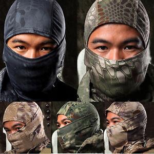 Cagoule-Camouflage-Ski-Moto-Moto-Masque-Snood-cou-tube-Casque