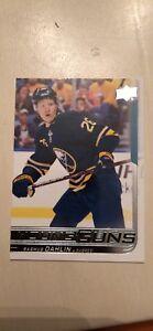 Rasmus-Dahlin-18-19-Upper-Deck-1-Young-Guns-Rookie-Card-SP