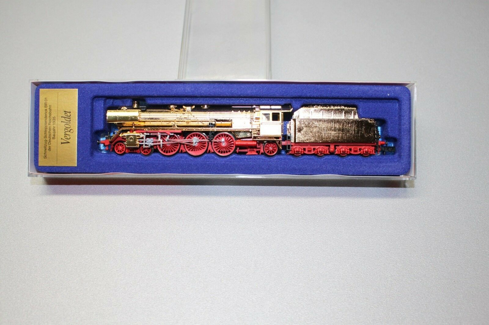 Arnold 2717, 2717, 2717, locomotora de vapor 01, clase N.Original 94c