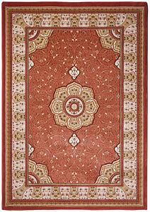 Traditional Fl Swirl Pattern Rug