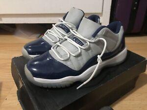 6cfb6271c Image is loading Nike-Air-Jordan-11-Low-Georgetown-Size-7