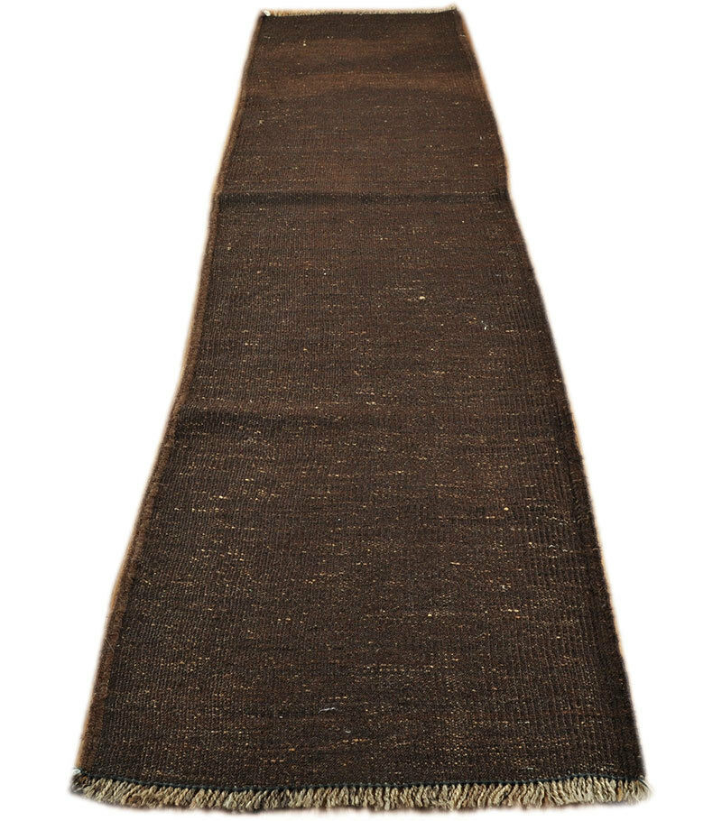 Robuster Kelim Khorasan 235 x56 cm cm cm Ziegenhaare Nomaden Teppich kilim tribal rug a68710