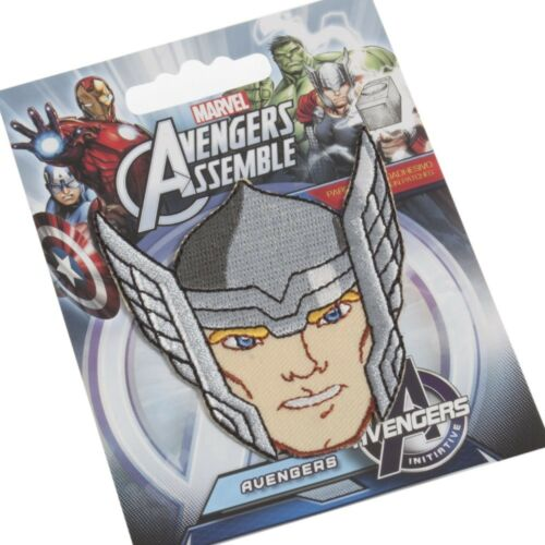 OFFICIAL LICENSED Marvel Comic and Movie Character Iron On Motif Costume Patch