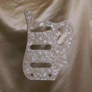 Replacement pickguard for Squier Classic Vibe Bass VI Six string bass