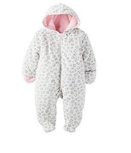 9c879806f Child of Mine by Carter's Newborn Baby Girl Valboa Pram   eBay