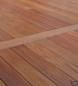 Ipe Hardwood Decking Boards Garden Deck 140mm X 19mm