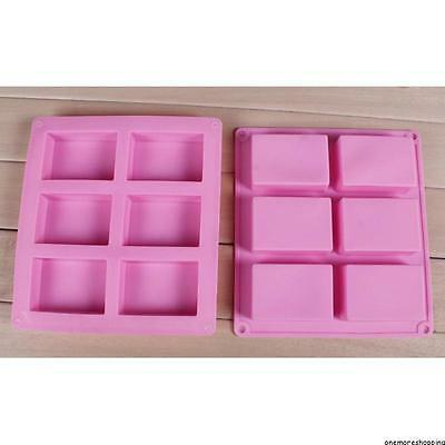 Various Shape Square Rectangle Silicone Mold For Cake Chocolate Mould Soap Mould