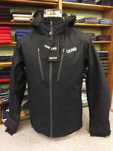 Details about Colmar ski jacket Men Man Ski Jacket 1380 9rt Sapporo col.u99 Black Black show original title