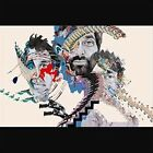 Animal Collective Painting With CD European Domino 2016 12 Track in Gatefold