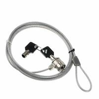 NOTEBOOK LAPTOP COMPUTER LOCK SECURITY CABLE CHAIN for Lenovo ASUS HP Acar DELL