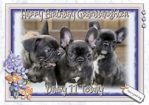personalised birthday card Vintage emmerdale daughter grandaughter mum sister