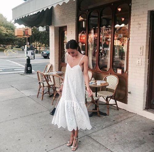 Zara ricami pizzo Maxi Abito in pizzo e L taglia Dress con Abito ricamato lunghi nxZpngYw