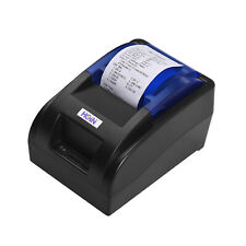 58mm Pos Receipt Ticket Direct Thermal Printer Line Printing Withusb Port J8k6