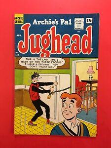 Archie-039-s-Pal-JUGHEAD-119-The-Statue-Pardon-My-Computer-amp-more-Silver-Age-1965