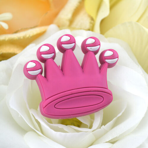 Crown Shape Knob Drawer Pull Handles Cabinet Door Knobs Kids Children Room Knob