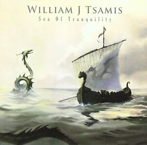 William-T-Tsamis-Sea-of-Tranquility-CD-2012-Warlord-OVP-Sealed-No-Remorse-Rec