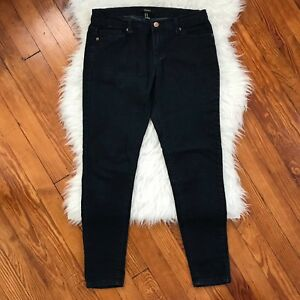 Forever-21-Woman-039-s-Jeans-Dark-Wash-US-Size-28