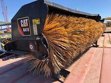 Cat Ba18 Sweeper Skid Steer Broom