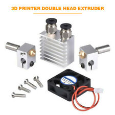 Mk8 Extruder Hot End Part Assembled Diy Hotend 0.4Mm Nozzle 12V 40W Heater Incl