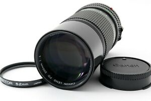 Canon New FD NFD 200mm f/2.8 MF Telephoto Lens from Japan