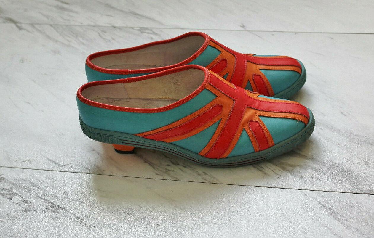 Vintage Swear London Woman's Unique shoes Euro size 40    US Size 9 7000fc