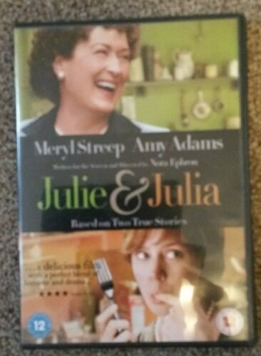 1 of 1 - Julie And Julia (DVD, 2010)