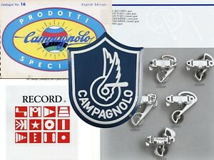 Campagnolo-C-Record-Super-Record-Catalog-collection-1951-to-2019