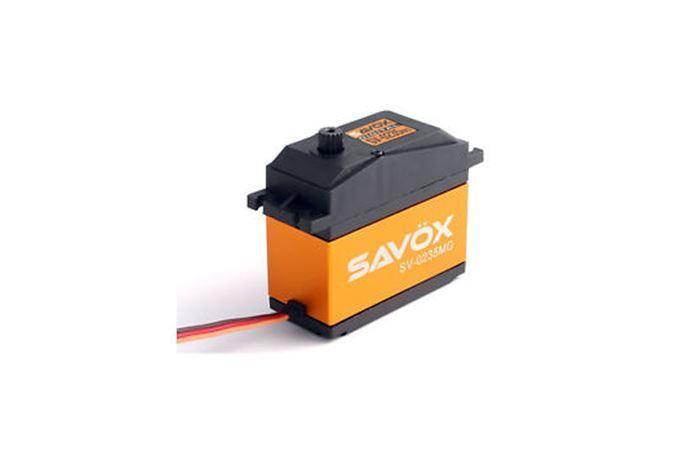 Savox Heavy deber Jumbo Digital Digital Digital Servo 35 kg SV0235MG  Envío 100% gratuito
