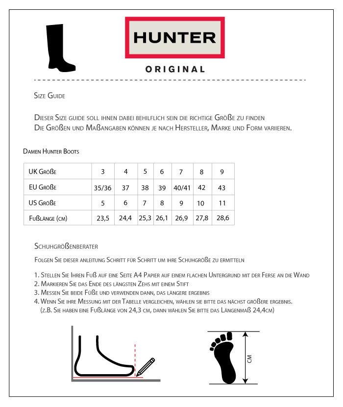 HUNTER / Original Refined Rubber 38 / HUNTER 5 Gummistiefel High Heel Chelsea Boot Latex 8cf566
