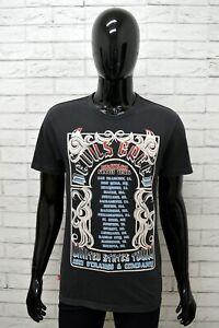 Maglia-LEVIS-Uomo-Taglia-Size-M-Maglietta-Shirt-Man-Cotone-Maniche-Corte-Slim