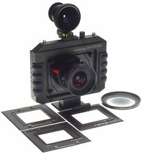 Horseman SW-D II Pro camera SUPER-WIDE Rodenstock 4.5 f=35mm Apo-Sironar Digital