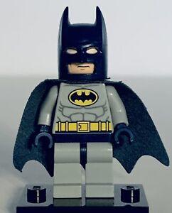 "SUPER HEROES BATMAN  DC  LEGO LOT MINIFIGURE   MINIFIG  /""  BRUCE WAYNE  /""  6860"