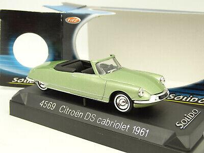 Citroen ID19 Break Kombi Blau 1955-1968 1//18 Norev Modell Auto mit oder ohne i..